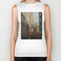 labyrinth Biker Tanks featuring Labyrinth by Megs stuff...