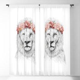 Festival lion Blackout Curtain