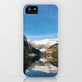 Beautiful Lake Louise Morning iPhone Case