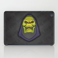 """skeletor iPad Cases featuring Masters of the Universe Skeletor """"Evil inside"""" by orion2015"""