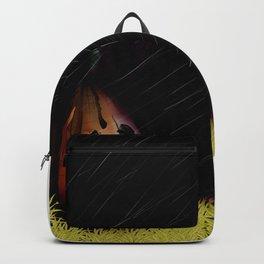Pumpkin Ghostly Evening Backpack