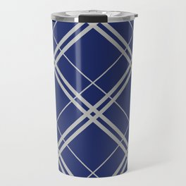 Ravenclaw Argyle Travel Mug