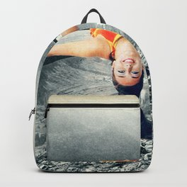 Road Blocks Backpack