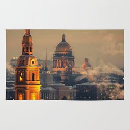 St. Petersburg leningrad Rug