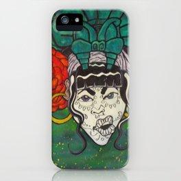 DiaDeLosRosas iPhone Case