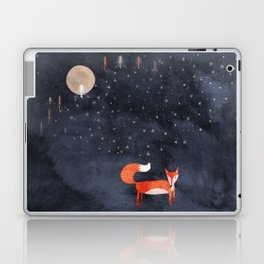 Fox Dream Laptop & iPad Skin