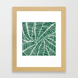 Greenies Framed Art Print