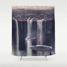 wash&go Shower Curtain