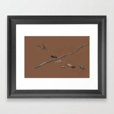 Ant Framed Art Print