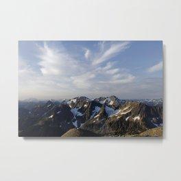 North Cascades National Park Metal Print