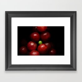 emergence II Framed Art Print