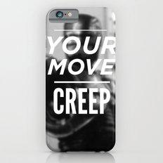 Robocop Typography iPhone 6s Slim Case
