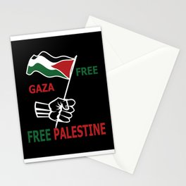 Free Palestine Stationery Cards