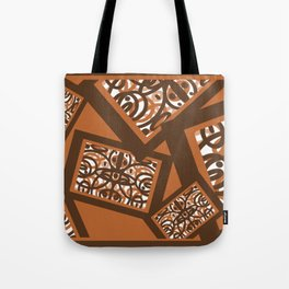 More Spice Must Flow DP170117c Tote Bag