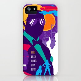 James Bond Golden Era Series :: View to a Kill iPhone Case