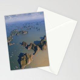 Ha Long Bay, Vietnam Stationery Cards
