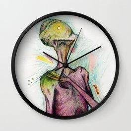 Dirt Off Ya Shouler Wall Clock