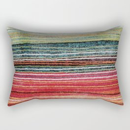 Ethnic fabric Rectangular Pillow