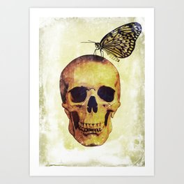 Carpe Noctem Art Print
