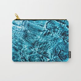 Blue Shallows Carry-All Pouch