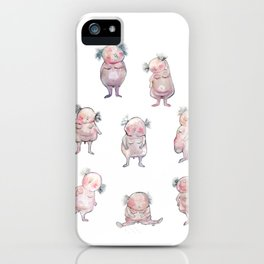 Little Males iPhone Case