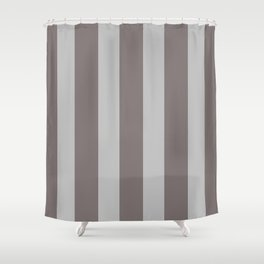 gray and white striped shower curtain. Warm Gray Stripes Shower Curtain Stripe Curtains  Society6