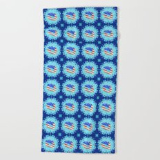 Happy  Independence Day Beach Towel