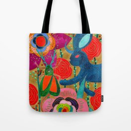 You Don't Have To Go Home, You Can Stay Here Tote Bag