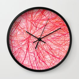 A Look Inside Wall Clock