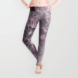 Dandelion pink Leggings