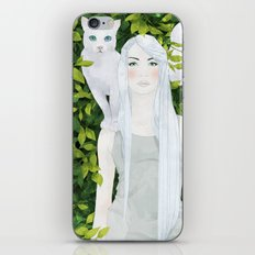 Aisling iPhone & iPod Skin