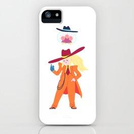Zoot Suit Samus iPhone Case