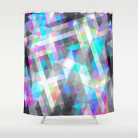 disco Shower Curtains featuring Disco Time by Truly Juel