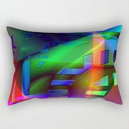 """"""" Corona Australis """"  Rectangular Pillow"""