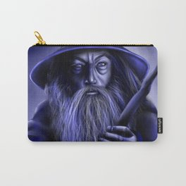 Gandalf in Blue Carry-All Pouch