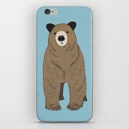 Toby iPhone Skin