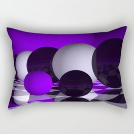 go violet -02- Rectangular Pillow