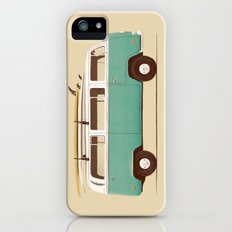 Blue Van Slim Case iPhone (5, 5s)