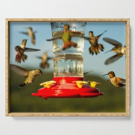 Hummers Serving Tray