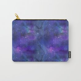 Watecolor Space Nebulae Carry-All Pouch