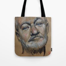 Bill Murray :: COLOR SKETCH Tote Bag