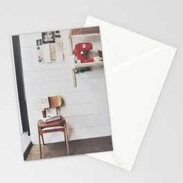 culture chair Stationery Cards