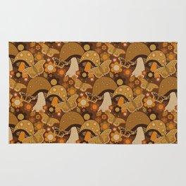 Mushroom Stitch Rug