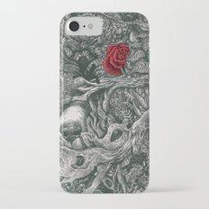 ROSE LOST iPhone 7 Slim Case