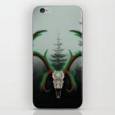 C-1 Horns iPhone & iPod Skin