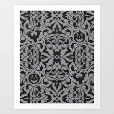 Gothique Art Print