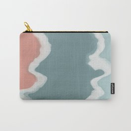 Abstract watercolor background Carry-All Pouch