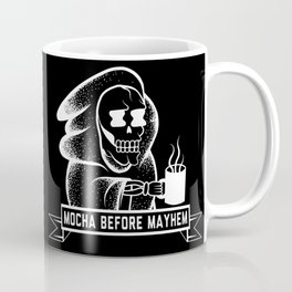 Mocha Before Mayhem Coffee Mug