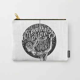 Come Alive Carry-All Pouch