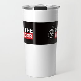 Occupy The Dancefloor Travel Mug